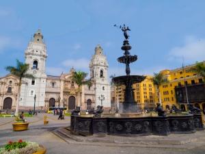 Lima heritage