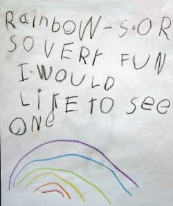 By Clara, age 6
