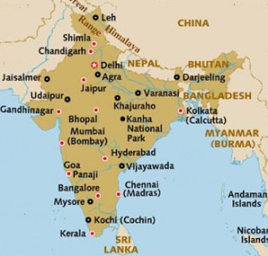 All-India-map