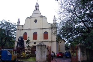 Church of Saint Francis, Kochi