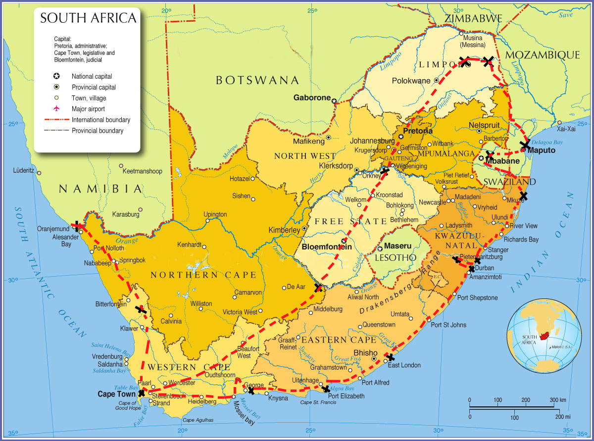 South Africa Colonized What South Africa Has to Offer