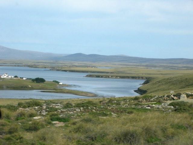 Island countryside