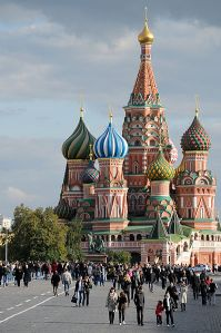 St. Basil's Cathedral, Source: Wikipedia