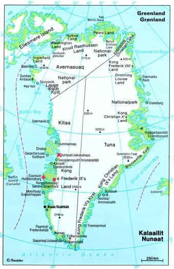 Greenland__map