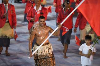Tonga. Photo: Olivier Morin/AFP/Getty Images