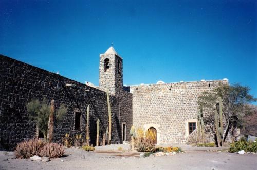 Mission Santa Rosalia de Mulegé