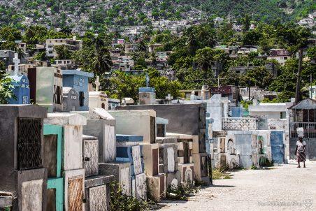 Haiti's Grand Cemetery, voodoo cemetery