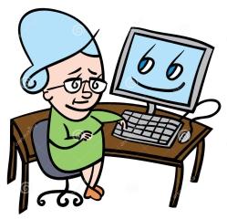 oldladecomputer