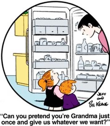 GrandmaFamilyCircus