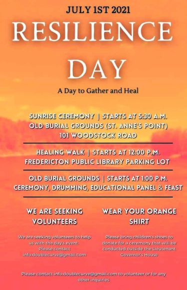Resilence Day Poster